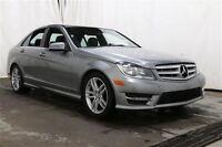 2012 Mercedes-Benz C250 4MATIC AUTO A/C CUIR TOIT MAGS