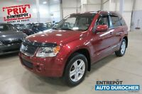 2007 Suzuki Grand Vitara V6(Air Clim., Groupe Élect., Cruise, To