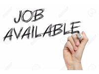 JOB AVAILABLE FOR RECEPTIONIST / CUSTOMER SERVICE ROLE FOR OUR EBAY DEPARTMENT