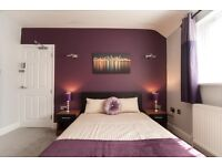 3 Luxury Double Rooms in a shared house