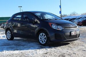 2016 Kia Rio LX+! A/C! BLUETOOTH! $70 BI-WEEKLY!