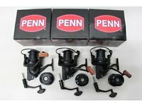 Penn Affinity 7000 ltd reels x3