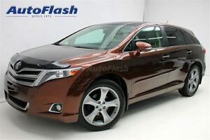 2013 Toyota Venza V6 AWD *JBL* Xenon *Navi* Cuir/leather *Camera
