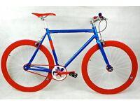 Brand new NOLOGO ALUMINIUM single speed fixed gear fixie bike/ road bike/ bicycles AP