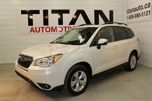 2014 Subaru Forester 2.0T XT| Limited| Auto| Leather| Sunroof| A