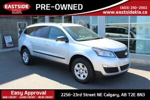 2016 Chevrolet Traverse LS SUPER LOW KM 7 SEATER