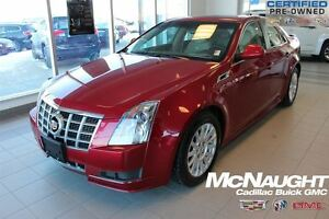 2012 Cadillac CTS | AWD | Bose Audio | Low KM's