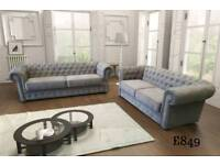 BRAND NEW LUXURY CORNER COUCHES SOFA SETS CUDDLE CHAIRS FOORS STOOLS FABRIC LEATHER FAST DELIVERY