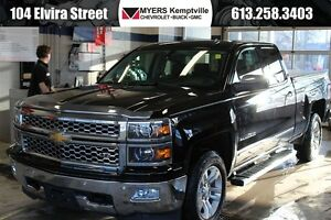 2014 Chevrolet Silverado 1500 1LZ Navigation, Leather and Heated