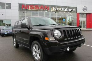 2014 Jeep Patriot NORTH 4X4 BLUETOOTH HEATHED SEATS