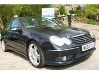 MERCEDES C55 AMG, 2004 5.5 V8. RARE CAR,