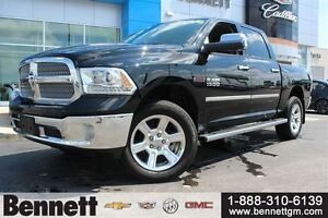 2014 Ram 1500 Longhorn Limited - Fully loaded diesel truck