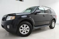2009 Mazda Tribute GS AWD *CUIR +TOIT + MAGS + A/C!*