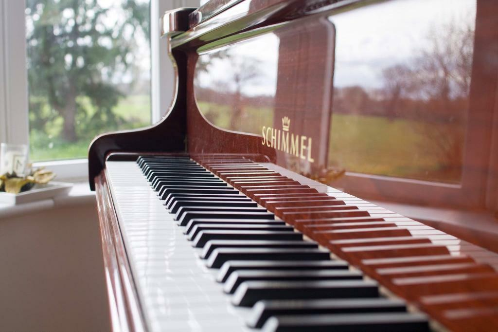1991 Schimmel 174 Boudoir Professional German Grand Piano *FREE UK  DELIVERY* 3yr guarantee | in Blofield, Norfolk | Gumtree