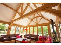 Oak Frame Subcontract Carpenters and Joiners Wanted in Mid Sussex