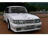 Classic Saab 900 aero turbo