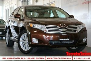 2011 Toyota Venza AWD PREMIUM PACKAGE LEATHER & REMOTE START