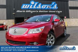 2012 Buick LaCrosse LEATHER! MEMORY DRIVERS SEAT! REAR CAMERA+SE