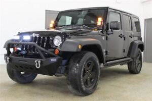 2011 Jeep WRANGLER UNLIMITED Sport - LED LIGHTS| 4X4| PST Paid