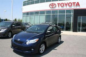 2012 Toyota Matrix TOURING **MAGS/TOIT OUVRANT** 40 711KM*