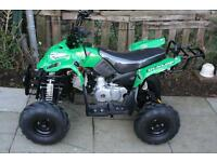 110cc quad bike NEW