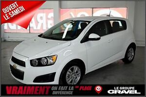 2016 Chevrolet Sonic LT Auto MAGS BLUETOOTH