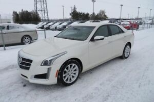 2014 CADILLAC CTS SEDAN AWD LUXURY AWD Luxury 3.6l navigation