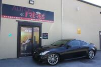 2010 Infiniti G37s Coupe // 6-SPEED // KIT DE JUPE // CARPROOF /