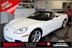 2009 Chevrolet Corvette CONVERTIBLE 3LT - GPS - BLUETOOTH