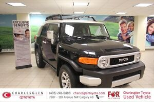 2014 Toyota FJ Cruiser 4WD OffRoad Package