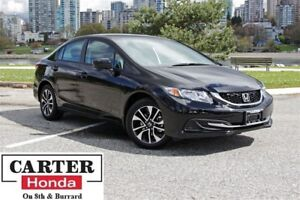 2015 Honda Civic EX *No Accidents *Extra Low kms