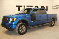 2012 Ford F-150 FX4, Auto, Crew Cab, Leather, LIFTED, 33s