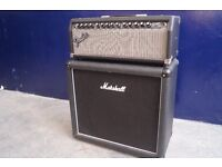 Guitar Amp | Fender Stage 100 DSP Head & Marshall Cab