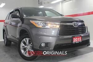 2015 Toyota Highlander LE AWD Btooth BU Camera Pwr Gate Heated S