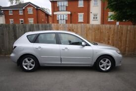 2008 Mazda 3 Manual 5Doors 1.6 With 12 Month MOT PX Welcome