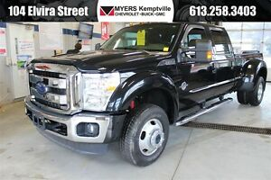 2013 Ford F-450 Lariat Diesel FX4 Dually Navigation!!