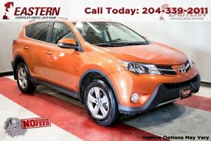 2015 Toyota RAV4 XLE 4X4 POWER GROUP MOON ROOF TOUCH SCREEN