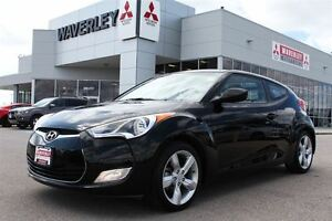 2013 Hyundai Veloster Bluetooth/Manual6Speed/