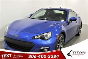 2015 Subaru BRZ Ltd|Heated Leather|Nav|Bluetooth