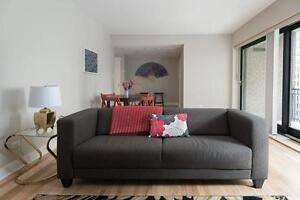 Furnished - Flexible 4 to 8 month lease! STARTING SEPT #1111