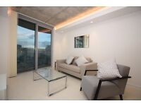 STUNNING 1 BED APARTMENT IN HOOLA DEVELOPMENT WALKING DISTANCE TO CANNING TOWN-TG
