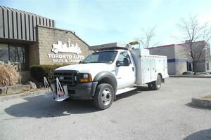 2006 Ford F-450 yes absolutely correct,only 119000 kms,Aluminum
