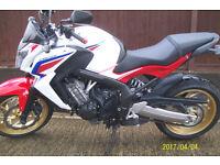 HONDA CB650 FA-E