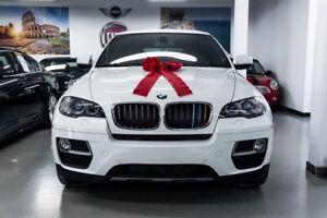 2013 BMW X6 xDrive35i M-SPORT -Navigation