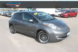 2015 Nissan LEAF SL * Navigation * Heated Leather * 102 MPG *