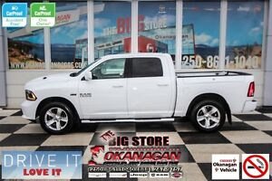 2015 Ram 1500 Sport, No-Accidents, Not Smoked In, LOADED!! MINT!