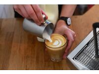 Trainee Barista Required at Independent Speciality Coffee Shop