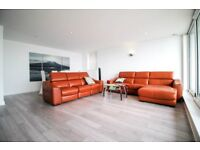 MODERN 2 BEDROOM WITH BALCONY,CONCIERGE,ONSITE FITNESS FACILITIES IN AEGEAN APARTMENTS, ROYAL DOCKS