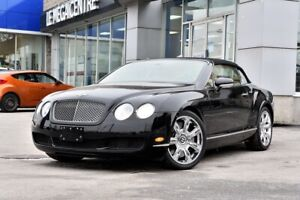 2007 Bentley Continental GT GTC - AWD CUIR TOIT NAVIGATION