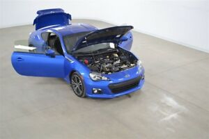 2013 Subaru BRZ Sport-tech GPS*Cuir/Suede* Aileron Sport Manuell